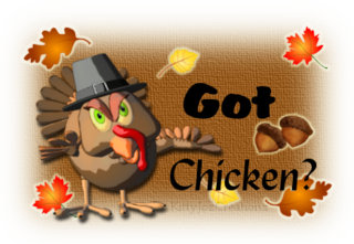 Dr, Gary, Davis, Clueless, Christian, Turkey, Thanks, Thanksgiving, Thankful